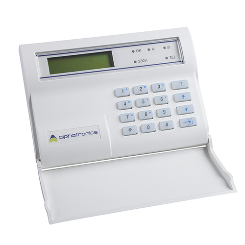 Gebruikershandleiding Alphavision-96 en Alphavision-NG panelen