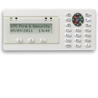 ATS-1135 LCD codepaneel