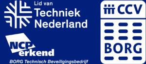 De certificaten en erkenningen van ATC Beveiligingstechniek