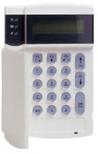 Handleidingen CS-serie met CS-5018 LCD-codepaneel